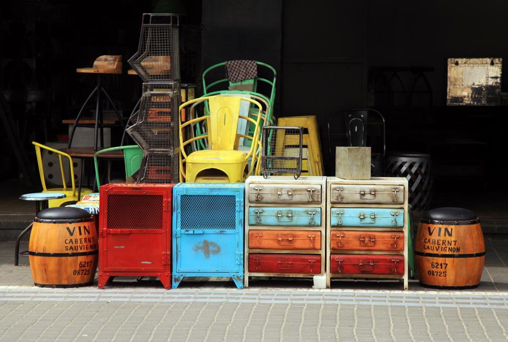 Restauração de móveis: estilo e economia