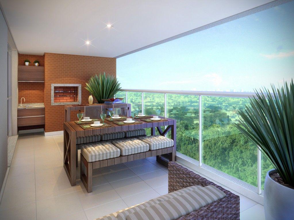 7 dicas para criar a decoração perfeita na sua varanda