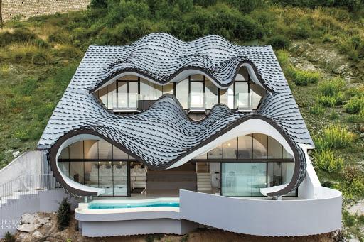 Foto da série de arquitetura e design da Netflix